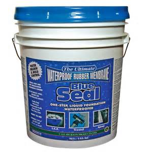 basement waterproofing sealant blue seal waterproofing rubber membrane the home depot