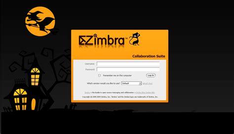 themes zimbra desktop put your zimbra in a costume zimbra blog