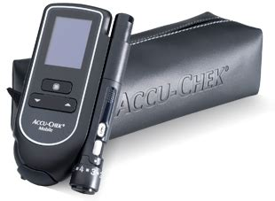order your accu chek mobile carry accu chek