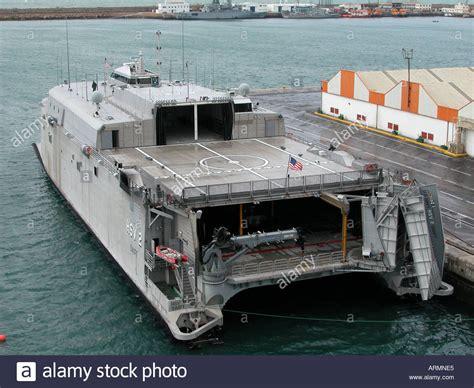catamaran military ship us navy high speed wave piercing catamaran hsv2 swift in