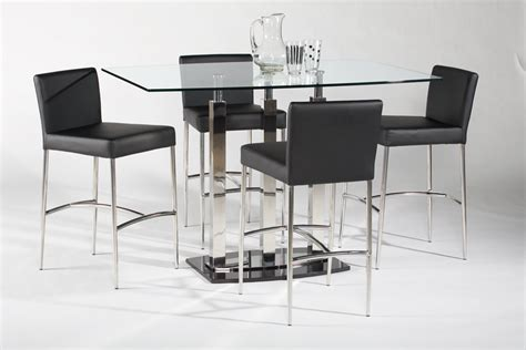 Modern Pub Table by Ly Cilla Rectangle Modern Bar Table Set Ly Cilla