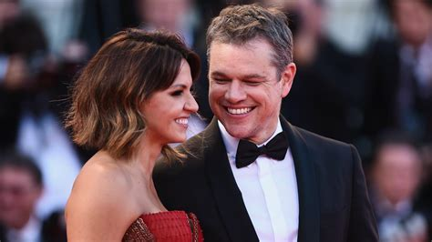 film terbaru matt damon 2017 wusa9 com matt damon and wife luciana barroso look so in
