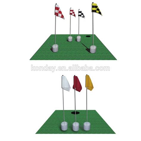 backyard golf set backyard golf practice putting green flag poles cup set buy golf gogo papa