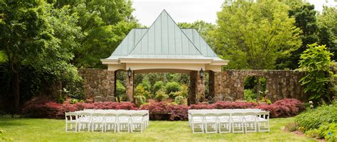 Ginter Botanical Gardens Weddings Lewis Ginter Catering By Meriwether Godsey