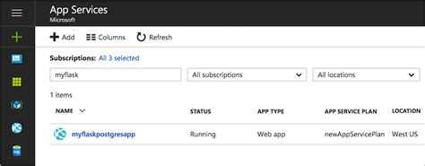 docker tutorial flask build a docker python and postgresql web app in azure