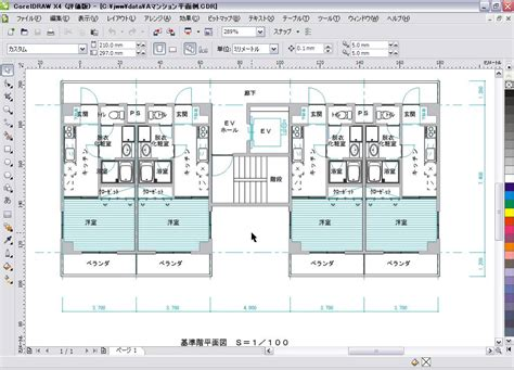corel draw pdf to dxf jww pdfからの変換に coreldraw afsoft world