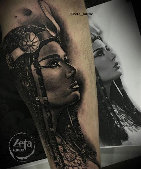 cleopatra tattoo designs cleopatra