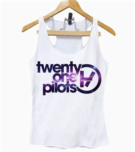 Twenty One Pilots Stay T Shirt Soft Cotton Combed Segala Warna i really really need this for summer closet of