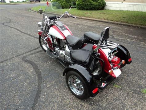 Suzuki Intruder Trike For Sale 1999 Vl1500 Suzuki Intruder Trike Motorcycle