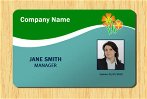 employee id card photoshop template employee id template 4 other files patterns and templates