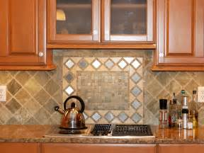 Backsplash Tile Designs For Kitchens Travertine Tile Backsplash Ideas Kitchen Designs