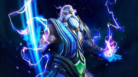 wallpaper dota 2 zeus dota 2 hero zeus roles nuker abilities thundergod s wrath