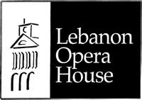 lebanon opera house opera folk and country all performed at the lebanon opera house breakfast on the