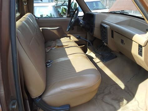 1988 Ford F150 Interior by 1988 Ford F 150 Pictures Cargurus