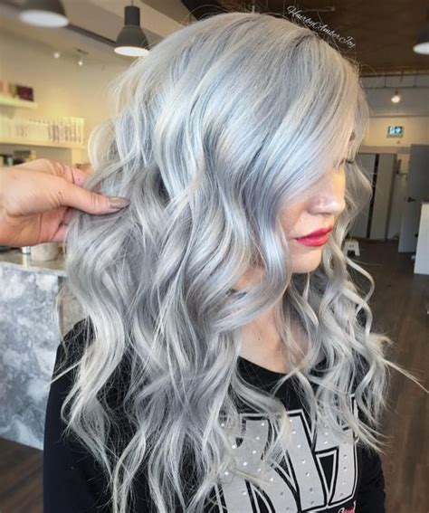 ashblond with silver highlites short hair 20 adorable ash blonde hairstyles to try hair color ideas
