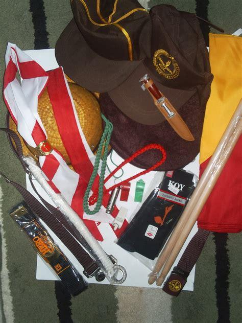 Seragam Sekolah Sd Pramuka seragam pramuka perlengkapan seragam sekolah