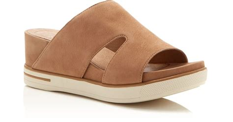 bloomingdales s shoes eileen fisher grand slide flatform sandals bloomingdale