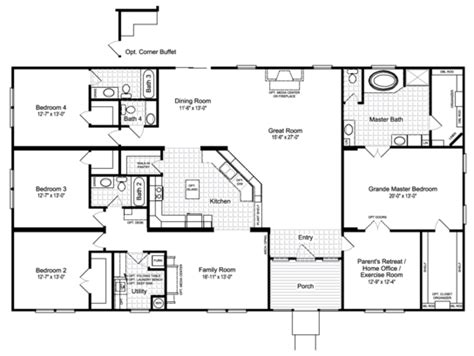 palm harbor homes floor plans important information about palm harbor of seguin featured manufactured home information