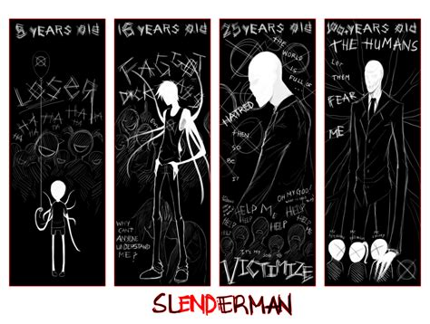 Slender Man Meme - slenderman s age meme by suchanartist13 on deviantart
