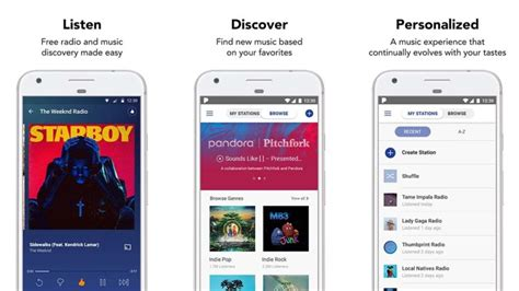 pandora app android 10 best free apps for android android authority