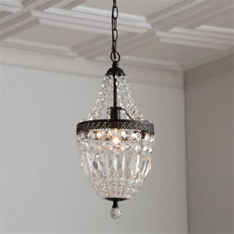 Found It At Wayfair Evelynne Mini Crystal Chandelier Mini Chandelier For Bathroom