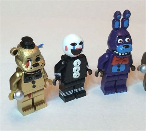 lego freddy tutorial 18 best face paint fnaf images on pinterest freddy s