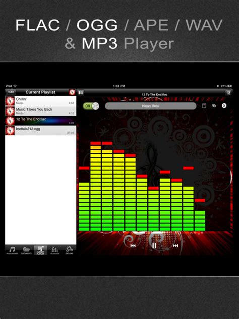 free java mp3 player with equalizer equalizer pro flac ogg mp3 player with best eq ipa
