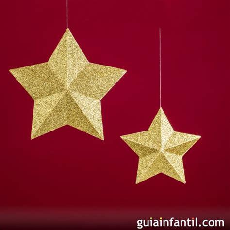 estrellas de oro de navidad ideas para adornar el 225 rbol