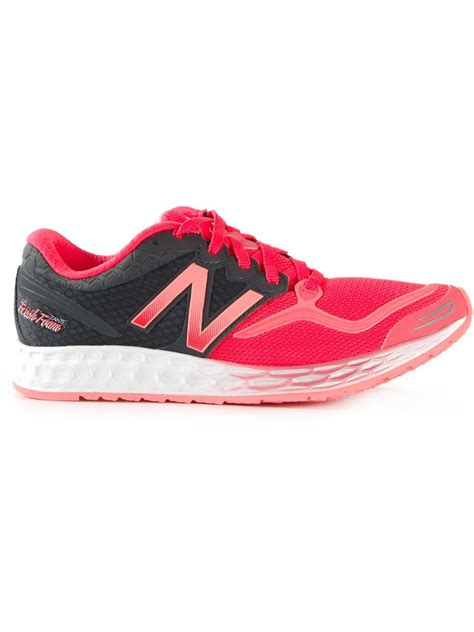 sneaker pink new balance w1980 sneakers in pink pink purple lyst