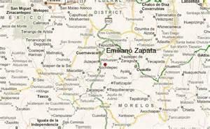 emiliano zapata location guide