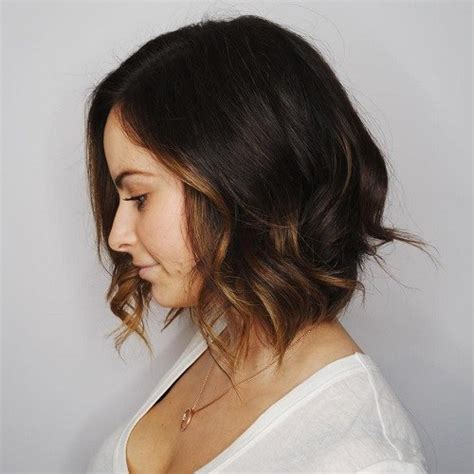 haircuts bob wavy 50 wavy bob hairstyles short medium and long wavy bobs