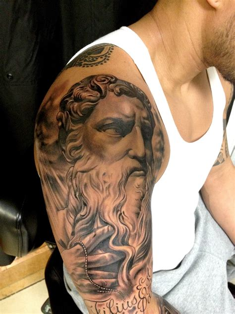 grace tattoos statue carlgracetattoo
