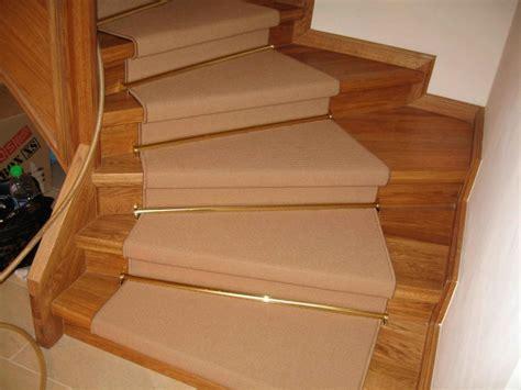 treppe mit teppich sisal teppich treppe verlegen das beste aus wohndesign