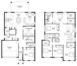 double storey floor plans best 25 double storey house plans ideas on pinterest