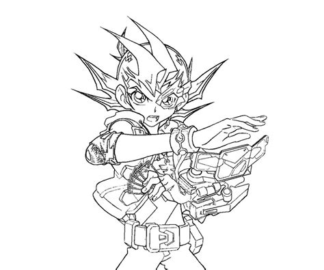 coloring book yugioh free yugioh zexal coloring pages