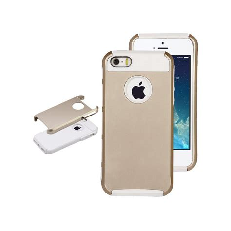 Iphone 5 5s Iphone5 Hardcase White King Gold 1 gold rugged soft white iphone 5 5s