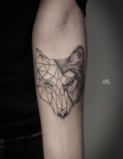 geometric tattoo letters 1000 ideas about geometric flower tattoos on pinterest