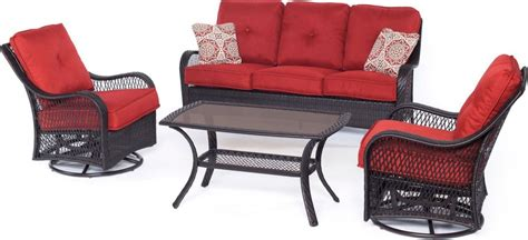 patio set with swivel chairs patio conversation sets with swivel chairs style