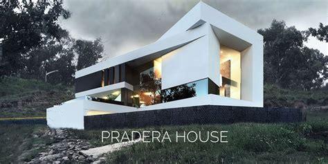 aqua house creato arquitectos koti casa home pinterest aqua