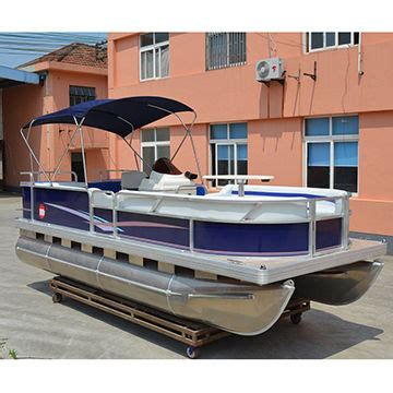 used pontoon boats for sale in europe aluminum pontoon boat global sources