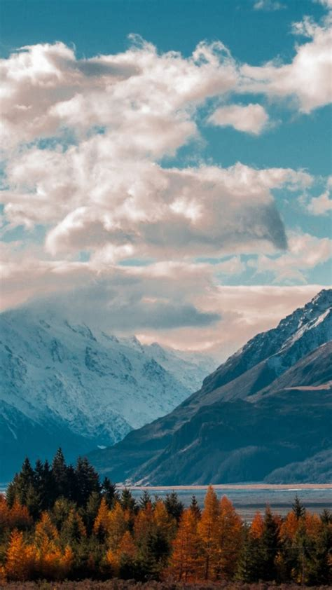 mountains landscape nw wallpaper