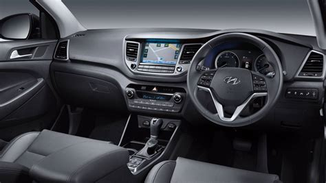 hyundai tucson 2015 interior 2016 hyundai tucson on sale in australia from 27 990