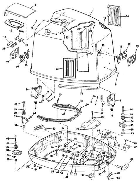 johnson outboard parts diagram motor parts yamaha outboard motor parts