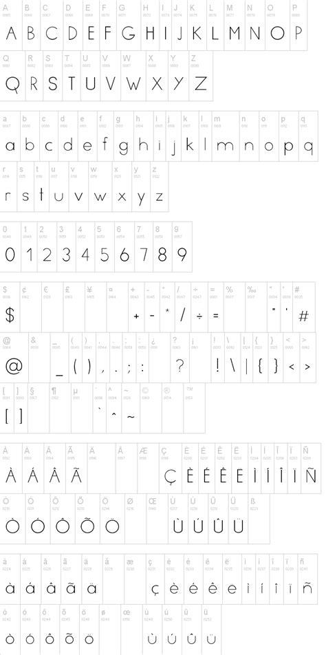 Dafont Minimalist | minimal font dafont com