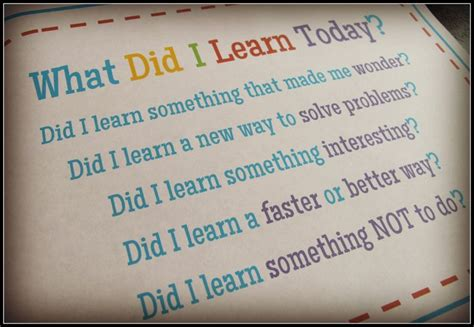 techniques for learning something new every day srinivas best 25 learning log ideas on daily reflections teaching strategies and blooms