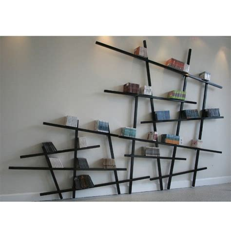 unusual shelving wall mounted bookshelves designs unique wall mounted