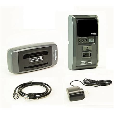 Garage Door Opener Via Phone Craftsman Assurelink Garage Door Smartphone Remote Kit