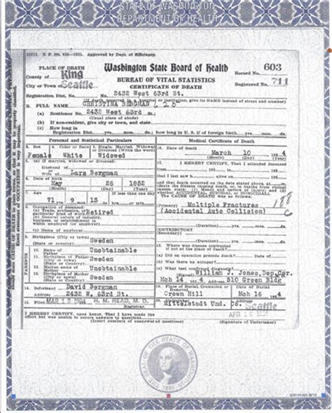 Albuquerque New Mexico Birth Records No Clues In The Certificate 187 Climbing My Family Tree