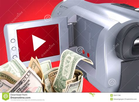 Make Money On Cam Online - video camera make money royalty free stock image image 33417786