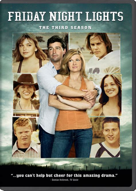 friday night lights tv series friday night lights dvd release date